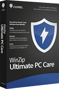 WinZip Ultimate PC Care