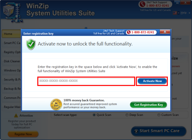 wo to find license key winzip